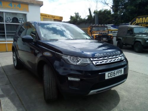 ***SOLD***Discovery Sport HSE SD4 Auto 2015***SOLD***